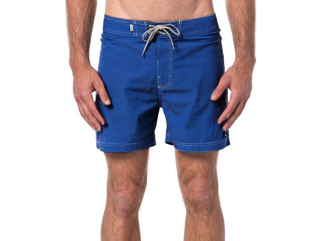 """Rip Curl Retro Natsu 16"""" Bañador Shorts Hombre, azul"""